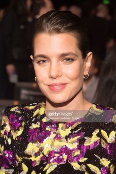 Charlotte Casiraghi attends the Cesar Film Awards Ceremony at Salle Pleyel on March 2018 in Paris, France. Get premium, high resolution news photos at Getty Images Charlotte Casiraghi, Princesa Real, Princess Alexandra, Thing 1, Royal House, Film Awards, Crowd, Cooking Supplies, Camping Cooking