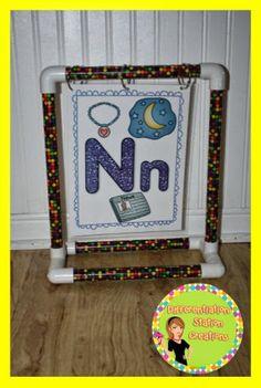 Mini Anchor Chart Stand!