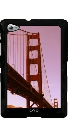 Hülle für Samsung Galaxy Tab P6800 - Vintage Golden Gate Bridge by Christine aka stine1 , http://www.amazon.de/dp/B01D39L6KM/ref=cm_sw_r_pi_dp_XxpAxbTWD21BN