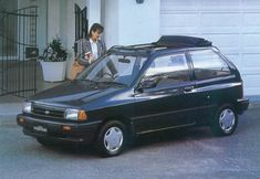 Image result for ford festiva Ford Festiva, Car Ford, Cars And Motorcycles, Pop, Vehicles, Image, Popular, Pop Music, Car