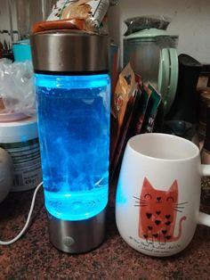 Water Generator, Hydrogen Water, Mugs, Bottle, Tableware, Dinnerware, Tumblers, Flask, Tablewares