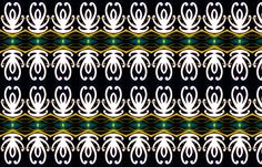Neo Nouveau fabric by despierta_la_alegria on Spoonflower - custom fabric