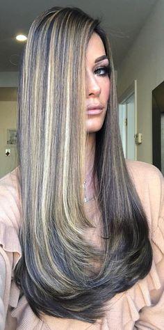 Beautiful Long Hair, Gorgeous Hair, Simply Beautiful, Shiney Hair, Glossy Hair, Frosted Hair, Long Length Hair, Loose Hairstyles, Beautiful Hairstyles