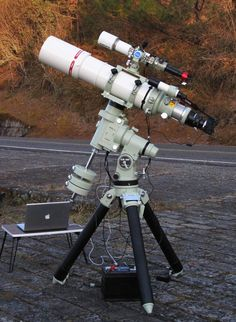 Heiß Amateur astronomy research good