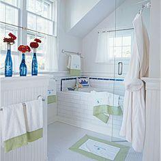 100 Comfy Cottage Rooms | White Backdrop | CoastalLiving.com