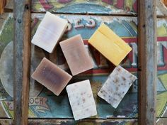 3oz Bar Unboxed All Natural Soap by MaineMountain on Etsy, $3.95