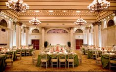 Our #PrettyGreat Embassy Suites Baltimore Inner Harbor is great for your wedding!