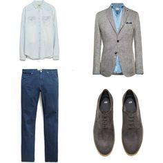 Outfit of the day 06/August: 1- Shirt ~ ZARA (40$) | Click Here 2- Jeans ~ H.E By Mango (50$) | Click Here 3- Blazer ~ H.E By Mango (1...