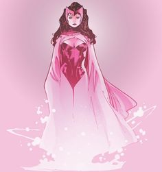 Scarlet Witch Olivier Coipel