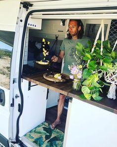 Van Conversion Campervan, Van Conversion Interior, Bus Life, Camper Life, Van Dwelling, Kombi Home, Vanz, Van Home, Day Van