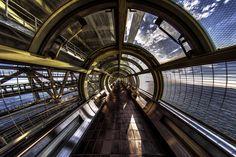 Sea Tunnel by Azul Obscura - Photo 128752457 - 500px