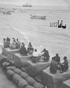 Yafa 1917 -Palestine