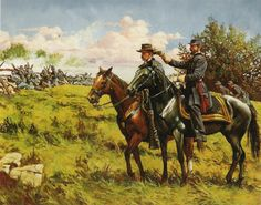 mort kunstler civil war paintings | The Soldier's View – The Civil War Art of Keith Rocco – Book ...
