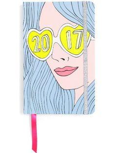 ban.do design 2016-2017 Classic 17 Month Agenda, Girl Crush (60007) ❤ ban.do design llc
