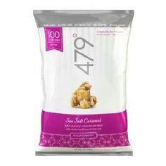 479 Sea Salt Caramel Popcorn (12x5oz )