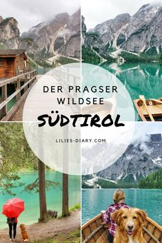 Im Hochpustertal in Südtirol könnt ihr einiges erleben. Ein Highlight ist der Pragser Wildsee.