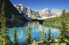 22 Stunning National Parks to Check Out >> I so want to go to Banff National Park this summer!