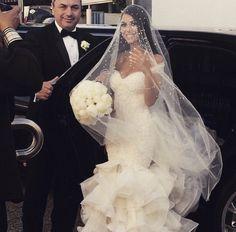 2016 Off-Shoulder Mermaid Wedding Dresses Evening Prom Ball Bride Gown Custom Wedding Goals, Wedding Attire, Wedding Day, Budget Wedding, Wedding Ceremony, Lace Wedding, Dream Wedding Dresses, Bridal Dresses, Wedding Dress Veil