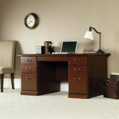 Sauder Heritage Hill Executive Desk by Sauder. $369.98. Sauder Heritage Hill Executive Desk