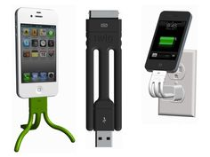 Twig: Most innovative iPhone docking cable ever? | iPhone Atlas - CNET Reviews
