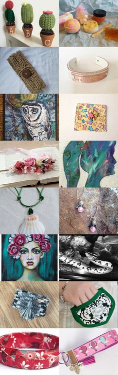 Gifts Under $30 by Leanne Schuetz on Etsy--Pinned+with+TreasuryPin.com