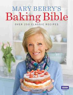 Cover of Mary Berry's Baking Bible
