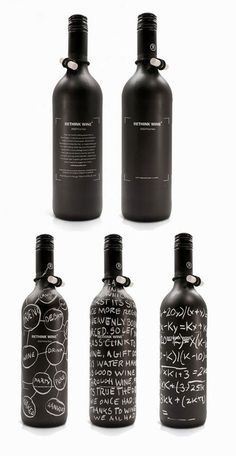 perhaps leave the graphic design elements in the hands of your consumer? - packaging design
