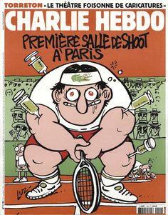 Charlie Hebdo - N° 1192 - Mercredi 27 Mai 2015 - Couverture de Luz