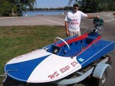 minimax boat racer ile ilgili görsel sonucu Old Boats, Small Boats, Cruiser Boat, Kayaking, Canoeing, Power Boats, Boat Plans, Boat Building, Racing