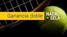 bwin dobla ganancias Nadal vs Sela Open de Australia 23 enero 2015