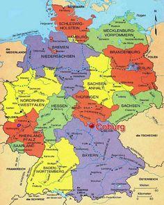 германия карта: 177 тыс изображений найдено в Яндекс.Картинках