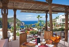 Hotel Hacienda Na Xamena Ibiza Spain Perched