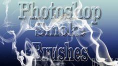 Pincéis (Brushes) de Fumo para Photoshop - Post#3 | Bait69blogspot