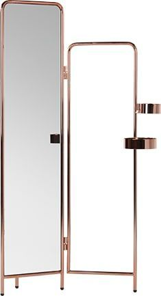 Alana Valet, Copper from Made.com. Express delivery. Catch a glimpse of that rosy glow in the mirror. Copper is right on trend. It complements so ma..