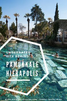 Hierapolis: the underrated site behind Pamukkale, Turkey via @slowtravelbook