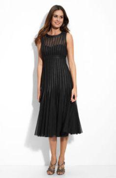 JS Collections Seamed Mesh Black Dress Sz 6 New | eBay