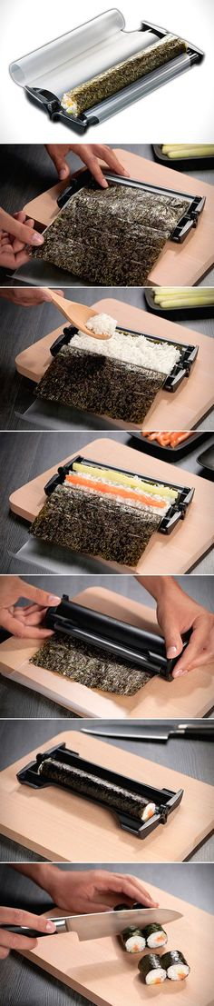 Geeky product for sushi enthusiasts