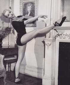 Julie Newmar - c.1959
