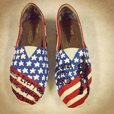 Army Wife TOMS by HillCountryBoutique on Etsy, $95.00