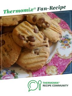 Recipe Aussie Choc Chip Biscuits by Sugarplum, learn to make this recipe easily in your kitchen machine and discover other Thermomix recipes in Baking - sweet. Sweet Recipes, Cake Recipes, Yummy Recipes, Bellini Recipe, Chocolate Biscuits, Recipe From Scratch, Biscuit Recipe, Chip Cookies, Sweet Treats