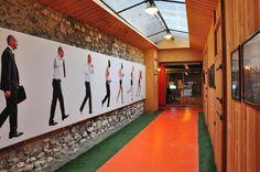 La salle de fitness Amazonia Grenoble Chavant