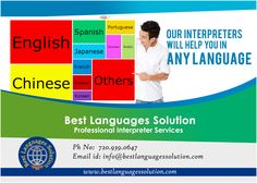 #Best Interpretation and #Translation Services, All #Language Interpretation #Services  ----> Visit: http://www.bestlanguagessolution.com/ Best Language Solutions can assist you with important meetings, #legal proceedings, corporate events,#Interpretation Services, medical appointments or #educational meetings and many more.
