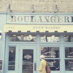 Eva's Bakery   Salt Lake City, UT – old fashioned bakery branding