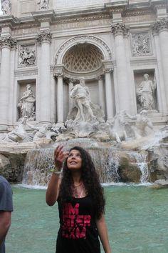 trevi fontana