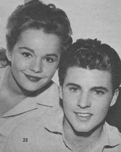 Tuesday Weld & Ricky Nelson