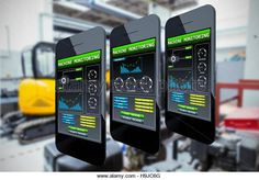 Image result for smart factory screen