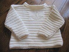Boat Sweater by Debbie Bliss - free here : http://www.google.fr/url?sa=t&rct=j&q=&esrc=s&source=web&cd=2&ved=0CDcQFjAB&url=http%3A%2F%2Fwww.yarnloft.co.uk%2Fimages%2Fpdf%2FChild%27s_Boat_Sweater.pdf&ei=XNh0Uv3QE4Od0AWpzIE4&usg=AFQjCNHFvXQ8I-WMN0UWYtlnkVzPHkogoA&bvm=bv.55819444,d.d2k