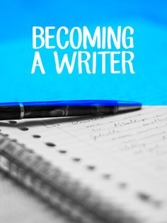 I Believe in Story   Becoming A Writer