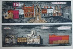 Adventures in the Print Trade: John Piper: Lithographs of Devizes
