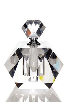Oleg Cassini Prism Large Perfume Bottle on Haute Look. I  Found one like this at Marshalls for under $15.00